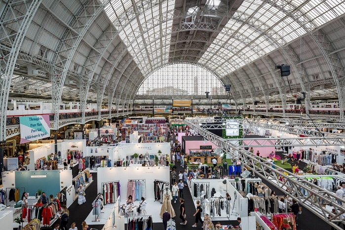 The event welcomed thousands of buyers and influencers, new sectors and new brands, inspiring speakers and leading change-makers. © Pure London