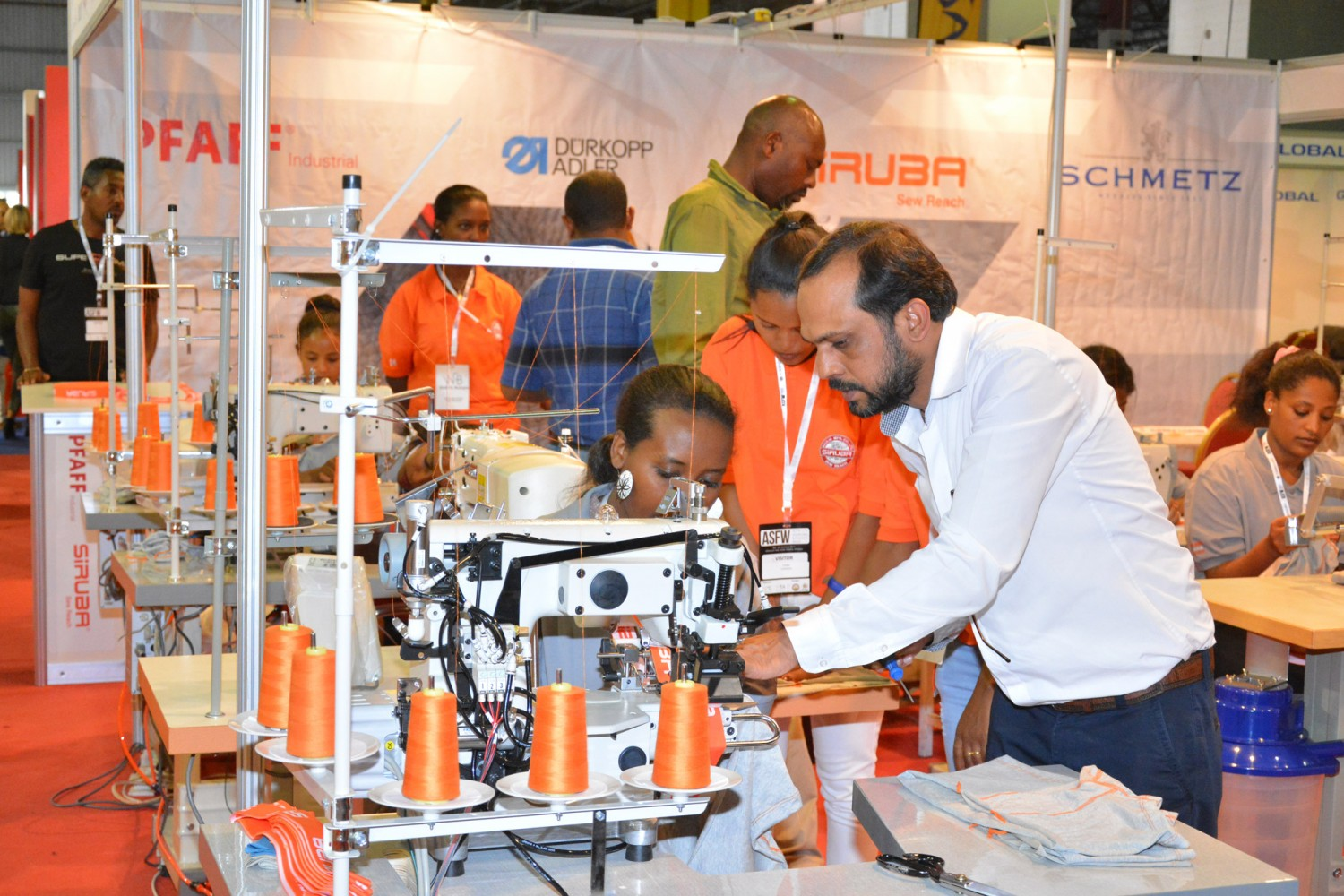 ASFW 2018 is not only a platform for manufacturers from the East African region but for manufacturers from the entire African continent. © ASFW