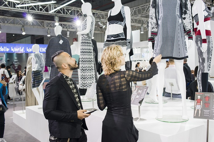 The fair's three-day fringe programme is expected to draw many crowds. © Messe Frankfurt/Intertextile Shanghai Apparel Fabrics