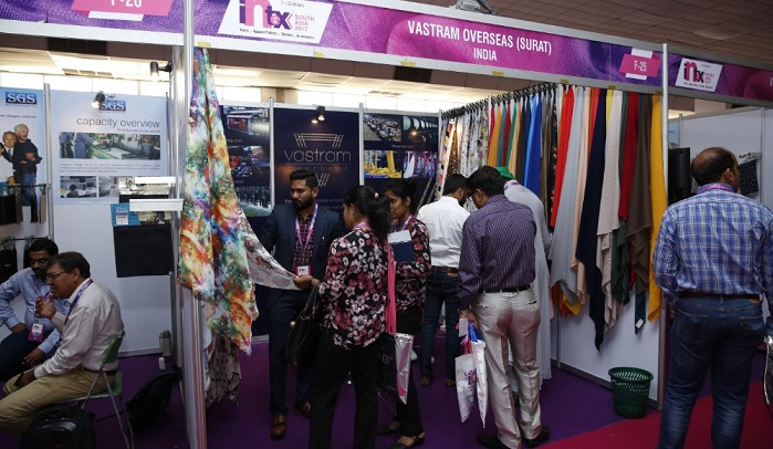 More than 250 textile companies from 15 countries and regions will be present at Intex South Asia 2018. © Intex South Asia