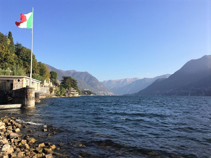 The annual conference took place in Lake Como, Italy, on 18 October, marking the brand's 60th anniversary. © Knitting Industry