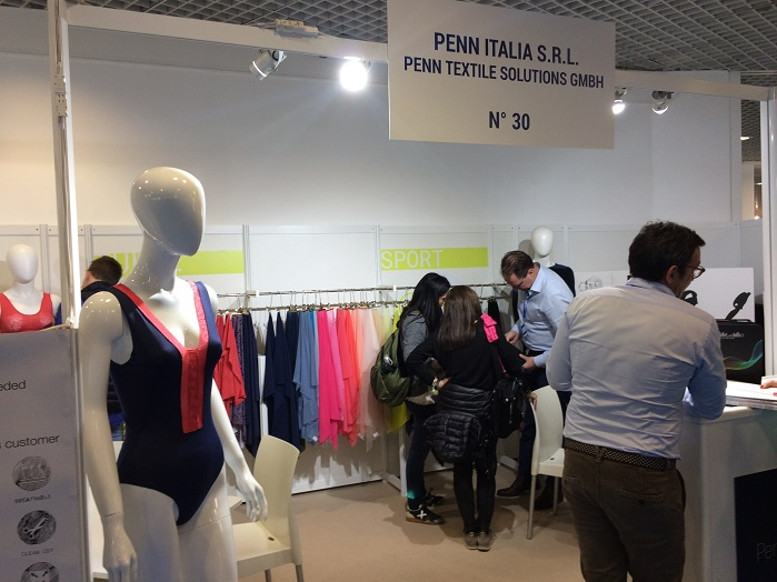 Penn Textile Solutions and Penn Italia picked Roica premium stretch fibre to create its Ecoinnovation. © Knitting Industry