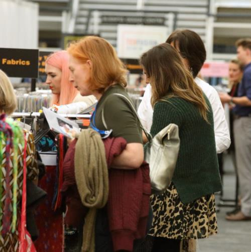The London Textile Fair to host leading International fabric manufactures at Penn Plaza Pavilion from 16-17 January 2019. © Texfusion