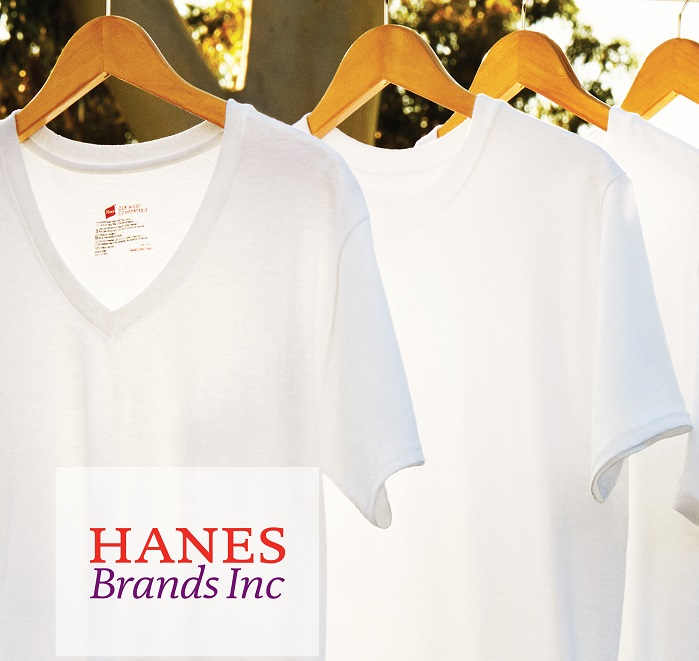 Hanes ranks in top 6% of nearly 7,000 companies disclosing for the Climate Change Report. © HanesBrands
