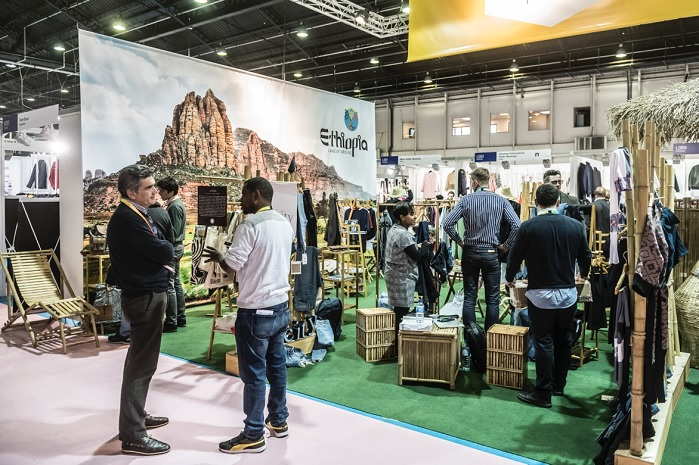 The return of Ethiopia did not escape the keen interest of visitors. © Messe Frankfurt France