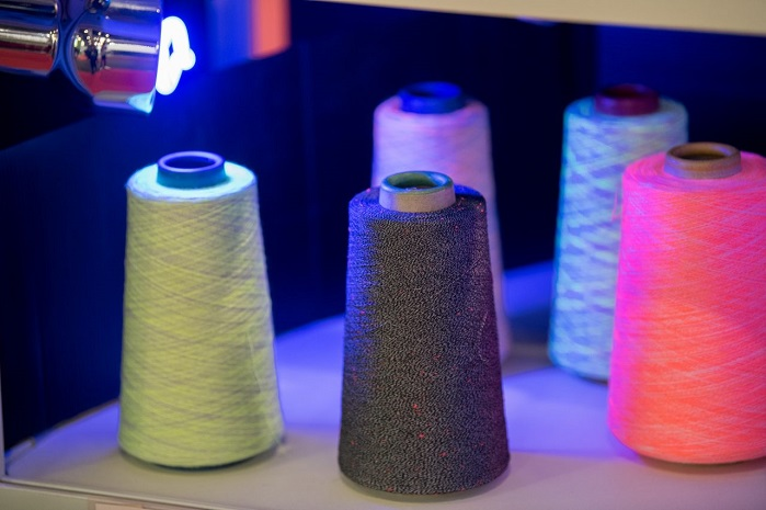 Yarn Expo offers plenty of options that help end-products to stand out from the crowd. © Yarn Expo Spring