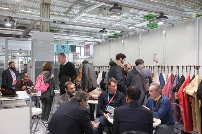 The 44th session of Texworld Paris attracted 696 exhibitors from 20 countries. © Messe Frankfurt France