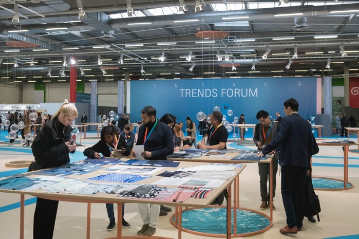 The event was marked by the public's growing interest in sustainable and responsible production. © Messe Frankfurt France