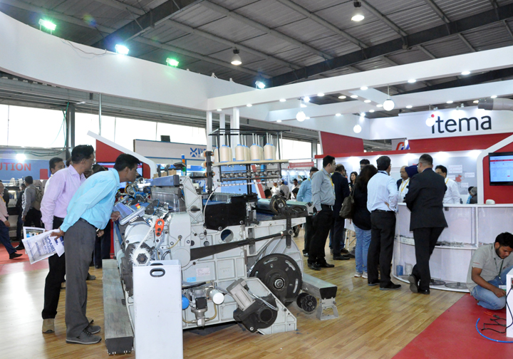 More than 500 exhibitors will present their latest technologies. © ITMACH India