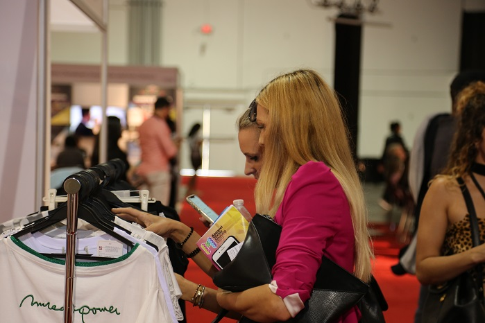 More than 4,000 visitors are expected to attend. © Apparel Textile Sourcing Miami