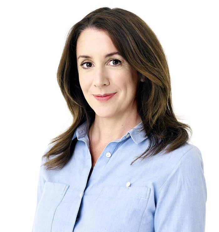 Environmental journalist and broadcaster Lucy Siegle. © Suki Dhanda, the Observer