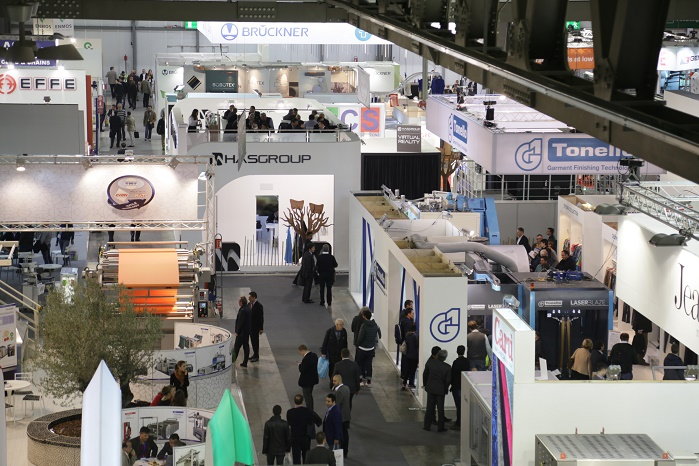 ITMA 2019 will be held from 20-26 June at Fira de Barcelona, Gran Via venue. © ITMA 2015