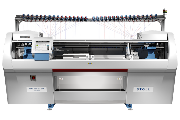 Leading flat knitting machine builder Stoll will install 300 high-tech flatbed knitting machines at the facility over the next three years. © Stoll.