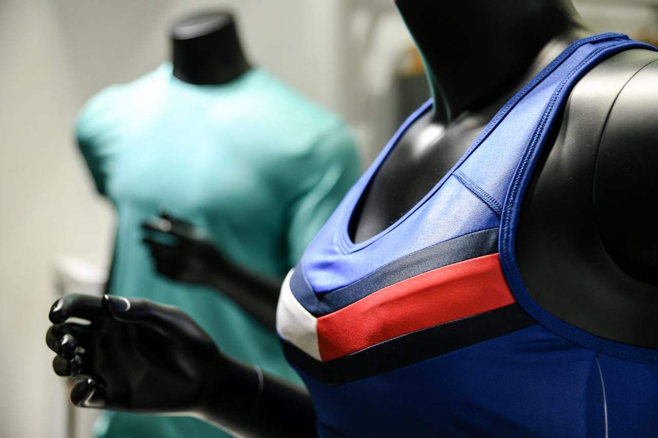 Functional Lab offers a spotlight for the textiles industry's innovations. © Intertextile Shanghai Apparel Fabrics