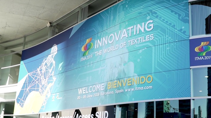 ITMA 2019 offers a strong focus on innovation. © ITMA