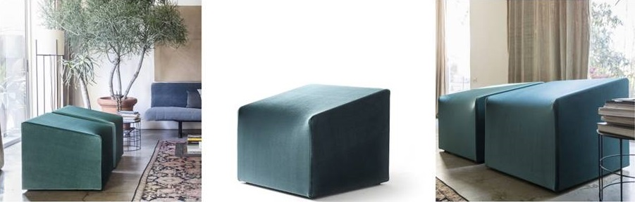 Gossip is the new armchair by Mogg. © Carvico
