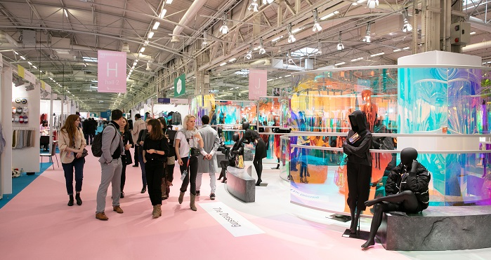 The next Apparel Sourcing Paris will open its doors on 16 September 2019. © Messe Frankfurt France
