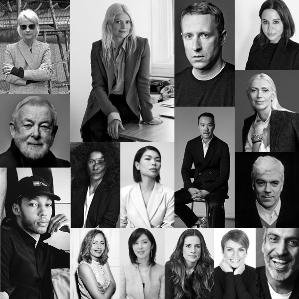 An expert Advisory Council of industry leaders and tastemakers will select 10 finalists for the International Woolmark Prize. © The Woolmark Company