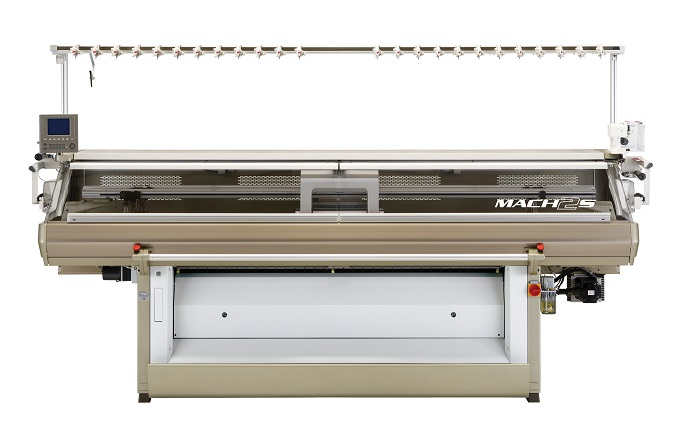 MACH2S183 Wholegarment knitting machine. © Shima Seiki