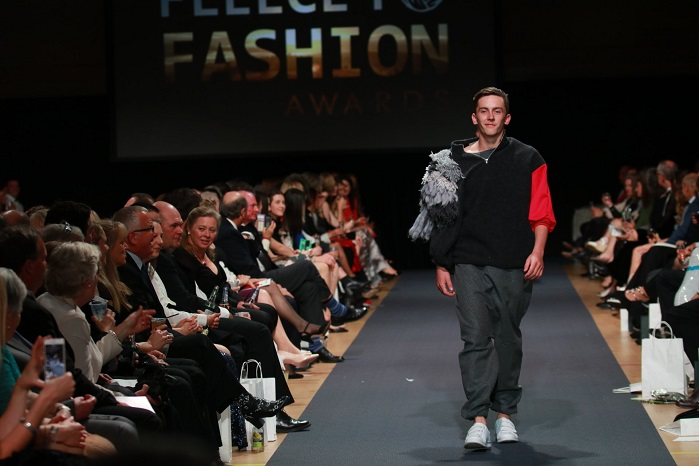 Previous winners of the Fleece to Fashion Awards have launched into international fashion and design careers. © Fleece to Fashion