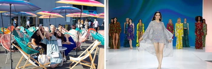 At the Interfilière Paris show, envisioning the swimwear of tomorrow was the central challenge. © Eurovet