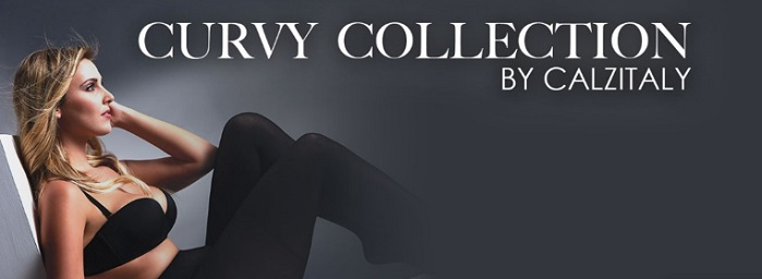Curvy Collection by Calzitaly. © Calzificio Schinelli