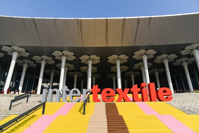 The fair will be open from 25-27 September at the National Exhibition and Convention Center (Shanghai). © Intertextile Shanghai Apparel Fabrics