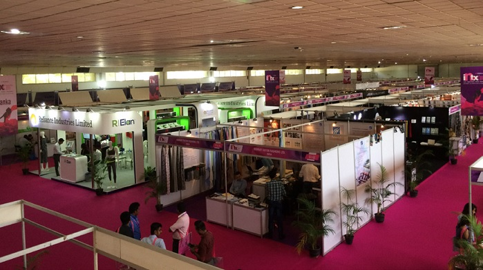 More than 100 Indian textiles companies to exhibit with the latest product offerings. © Intex South Asia