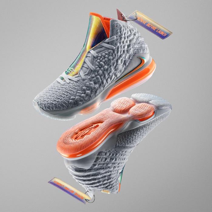 New Nike's LeBron XVII introduces Knitposite