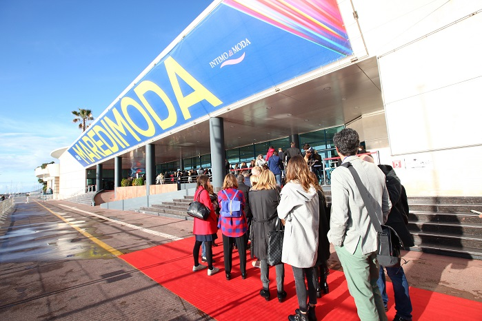 The next MarediModa will be held at the Palais Des Festivals in Cannes from 5-7 November. © MarediModa