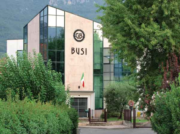 Busi Headquarters near Brescia, Italy. © Busi Giovanni.