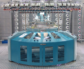 Italy's Santoni, a Lonati Group company, has announced its latest machinery innovations for ITMA 2011 in Barcelona, including two versions of its Atlas single jersey circular knitting machine in the unprecedented ultra fine gauges of 80 and 90.